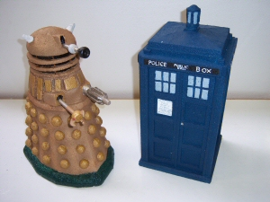 Link - Dr Who Maquettes 2007 (Blackpool Illuminations)
