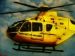 Photo - Detail of Air Ambulance sponsorship board